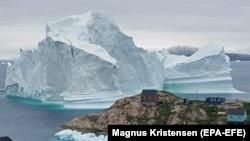 با آبشدن این کوههای یخی، بخشی از جهان زیر آب خواهد رفت