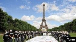Kula e Ajfelit, Paris...
