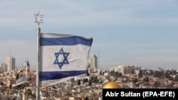 Տեսարան Երուսաղեմի Հին քաղաքից