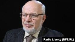 Секретарь Союза журналистов России Михаил Федотов