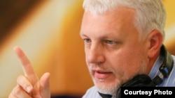 Павел Шеремет за несколько дней до убийства
