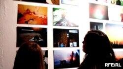 Ekspozita e fotografëve nga Kosova dhe Serbia, e hapur në Prishtinë.