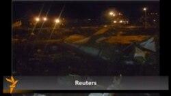 Objavljene fotografije avionske nesreće u Rusiji