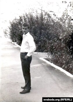 Мікалай Трухан, студзень 1965 году