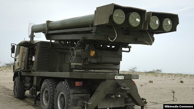 The Iranian-made Fajr-5 missiles are much longer-range than any missiles in the Hamas arsenal before.