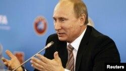 Ресей премьер-министрі Владимир Путин.