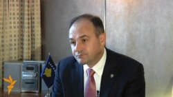 Interviurile Europei Libere: cu ministrul de externe kosovar Enver Hoxhaj