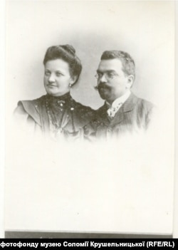 Олена і Володимир Охримовичі