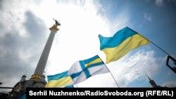 У Києві вимагали звільнити українських моряків – фоторепортаж