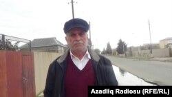 Sürücü Vidadi Hüseynov