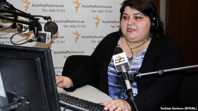 """""""They were not investigating the crime,"""" said Khadija Ismayilova. """"Instead, they were investigating me, my lifestyle, and my friends."""""""