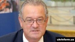 Джеймс Вілсон, голова Ділової Ради ЄС-Україна