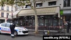 ტერორისტული თავდასხმის ერთ-ერთი ადგილი პარიზში
