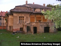 Casa Mühle înainte de dezastru