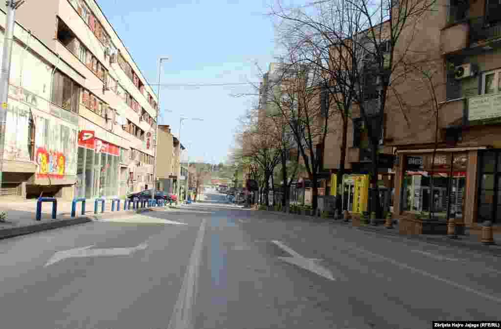 Kumanovë, 12 prill, 2020.