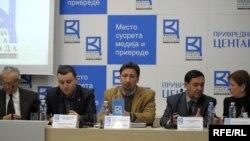 Privrednici o regionalnoj saradnji, 11. februar 2009. Foto: Vesna Anđić