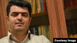 Esmail Abdi, serving a six-year sentence is on hunger strike