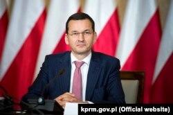 Матеуш Моравецький, якого призначили новим прем'єром Польщі (фото архівне)