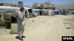 مخيم قالاوه للاجئين في السليمانية