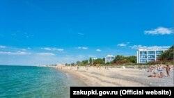 Саки, Крим