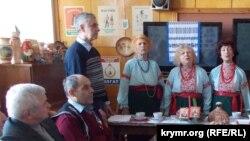 Собрание УНКОС. Архивное фото