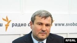 Руслан Ямадаев в студии Радио Свобода 7 сентября 2006 года