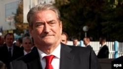 Ish-kryeministri i Shqipërisë, Sali Berisha.