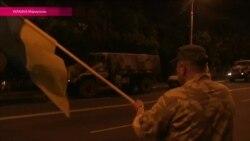 Добровольцы покинули Широкино