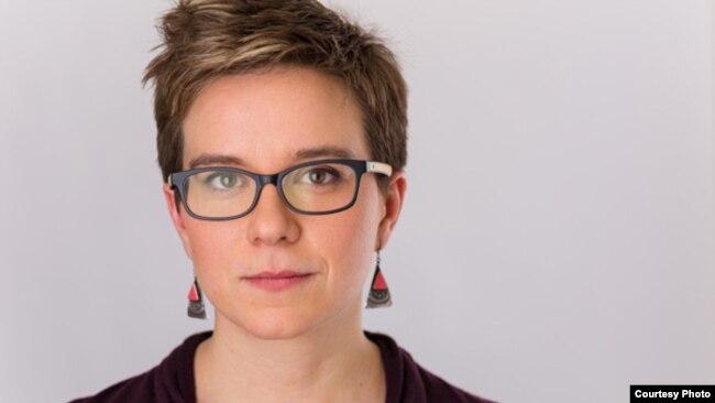 Исследователь международной правозащитной организации HRW Мира Риттман.