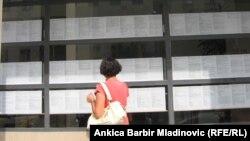 Zgrada zavoda za zapošljavanje u Zagrebu