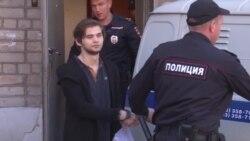Арест за пойманного в Храме покемона