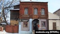 Дом навуліцы Ляонава ўВіцебску. Аб'ект з«Чырвонай кнігі»