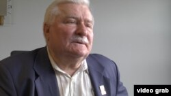 Lech Walesa (file photo)