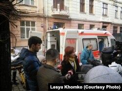«Швидка допомога» прибула в Україну