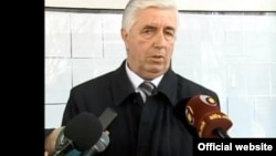 Илијаз Халими, претседателски кандидат на ДПА.