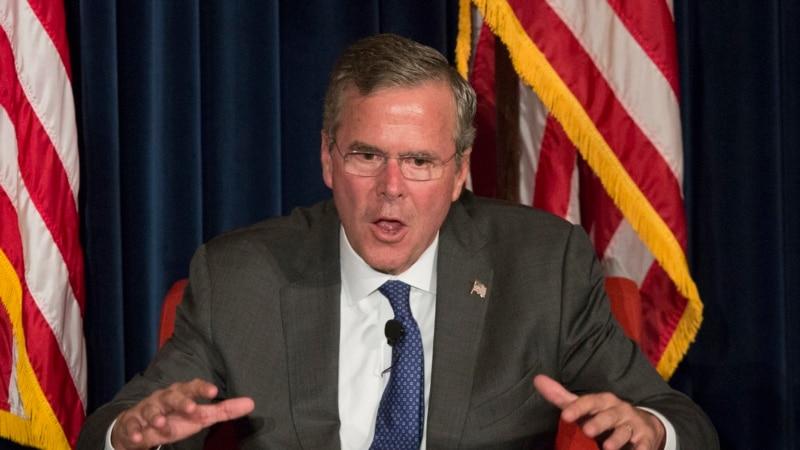 джеб буш призвал разместить войск сша ираке