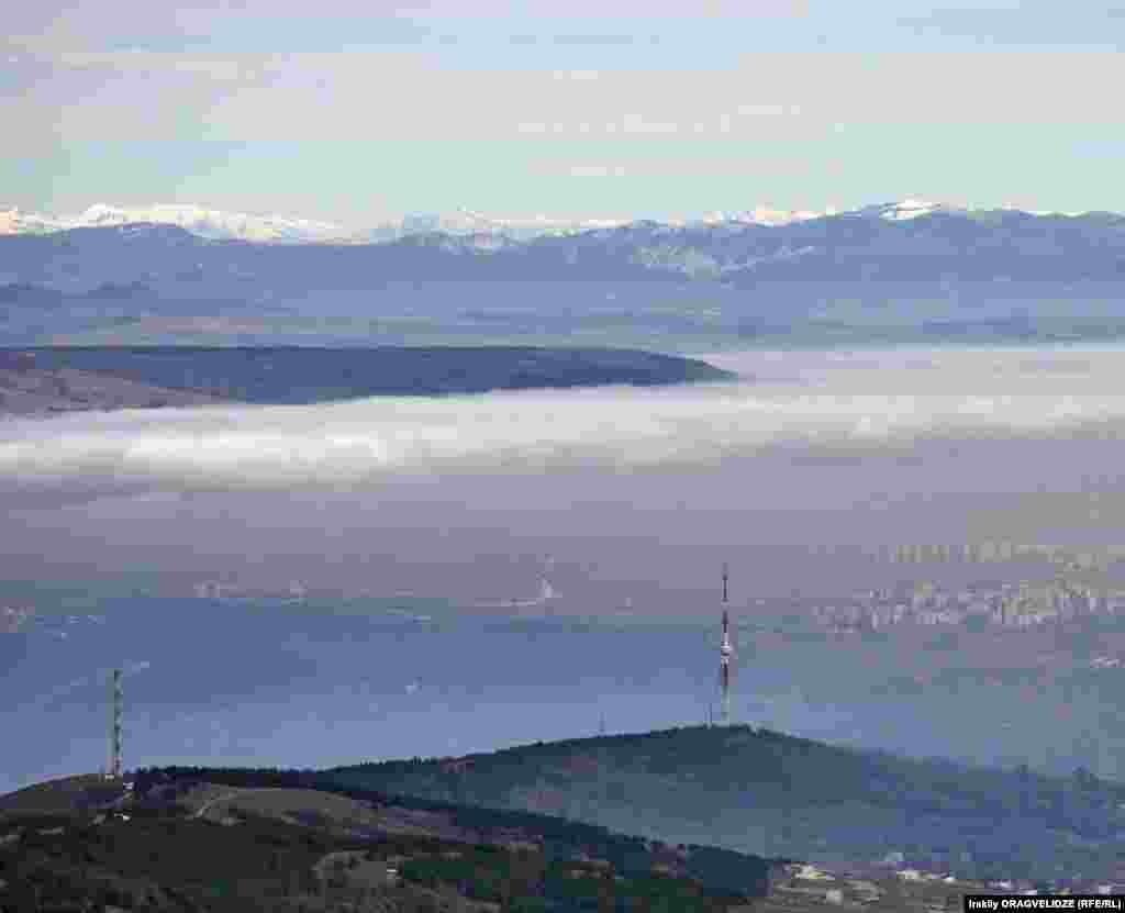 Туман над Тбилиси