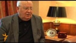 """Михаил Горбачев: перемены на """"Эхе"""" санкционированы Кремлем"""