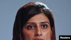 Министр иностранных дел Пакистана