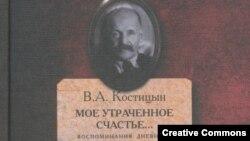 Дневники Владимира Костицына. Москва, НЛО, 2017. Обложка.