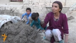 Afghan Widows Build Unique Community On Kabul Hill