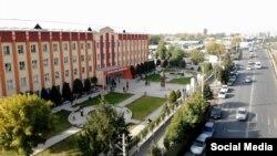 Батыралы Сыдыков атындагы Кыргыз-Өзбек эл аралык университети
