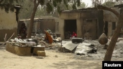 Ruševne nakon Boko Harama u Bornou, ilustrativna fotografija
