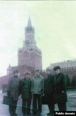 Члены Государственной комиссии. 1990 год