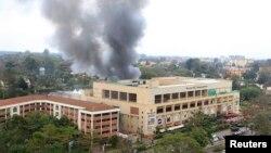 23 сентября, Найроби