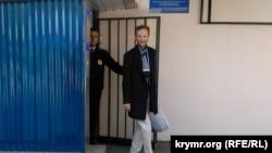 Журналист из Ялты Евгений Гайворонский