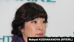 Диляра Кайдарова, директор Казахского научно-исследовательского института онкологии и радиологии.