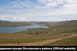 Дублирующие дороги по Тажеранской степи в Ольхонском районе до строительства новой трассы