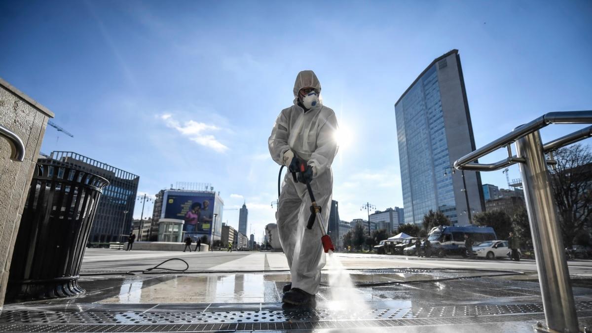 Разные карантины Европы: каждая страна ЕС по-своему борется с коронавирусом