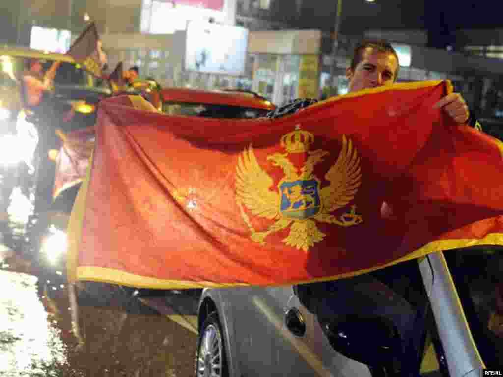 Crna Gora - Još jedna pobjeda Djukanovića - Koalicija za Evropu je odnijela ubjedljivu pobjedu na crnogorskim parlamentarnim izborima.